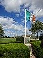 Francis Ledwidge memorial near Artillery Wood Military Cemetery 04.jpg