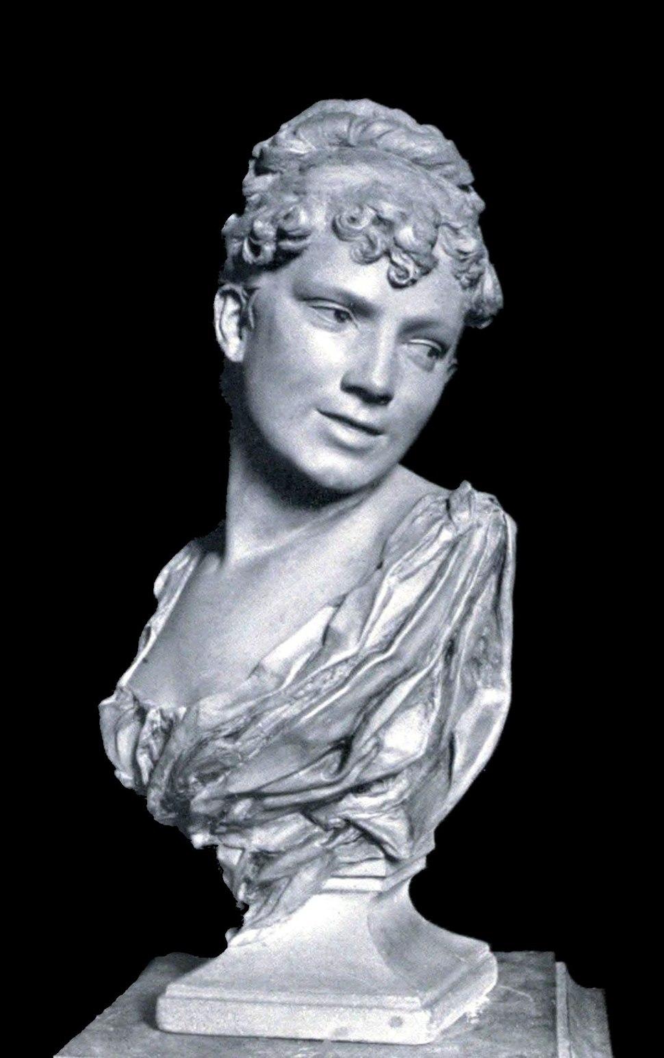Francis de Saint-Vidal - Mme Jeanne Granier