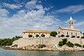 Franciscan Monastery on Lopud island, Croatia (48739197017).jpg