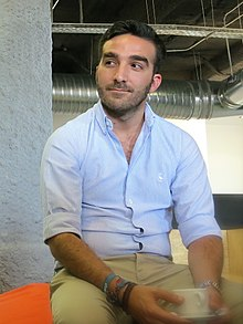 Francisco Polo, en Wayra (2012).jpg
