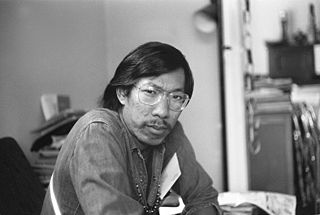 Frank Chin American author and playwright