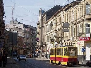 Вулиця Івана Франка (Львів) — Вікіпедія 1823c7eb86128
