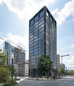 Taunusanlage in Frankfurt am Main