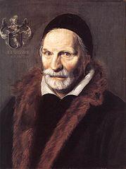 Portrait de Jacobus Zaffius