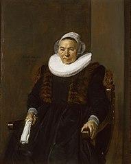 portrait d'une femme inconnue