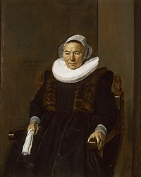 Frans Hals - Portrait of an Elderly Woman, traditionally called Mevrouw Bodolphe - 1961.18.24 - Yale University Art Gallery.jpg