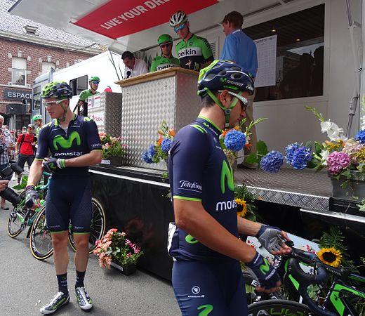 Frasnes-lez-Anvaing - Tour de Wallonie, étape 1, 26 juillet 2014, départ (B146).JPG
