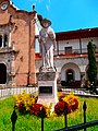 Fray Jacobo DacianoTemplo y Antiguo Convento de Santa Ana Zacapu 1.jpg