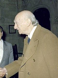 Federico Mompou Spanish composer and pianist