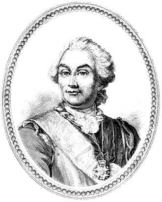 Axel von Fersen the Elder - Fredrik Axel von Fersen