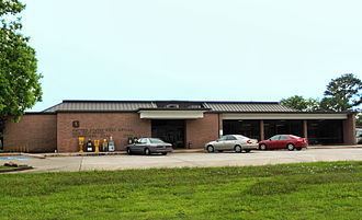Friendswood, Texas - Friendswood Post Office