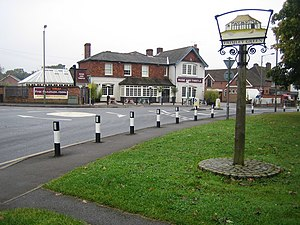 Frimley Green - Image: Frimley Green geograph.org.uk 574060