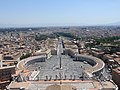From the dome of Saint Peter's Basilica.jpg