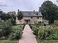 Front of John Bartram's historic stone house and garden in Philadelphia, PA.jpg