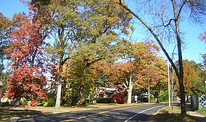 Furnace Brook Parkway - Image: Furnace Brook Parkway Quincy MA