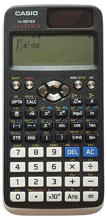 Casio V.P.A.M. calculators - Wikipedia