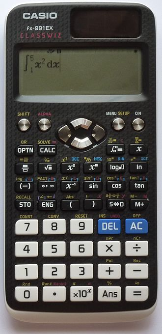 Casio - Casio FX-991EX scientific calculator