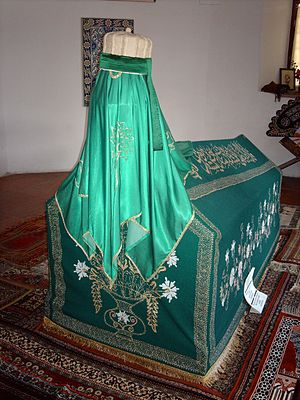 Islam in the Ottoman Empire - The tomb of Hurufi-Bektashi Dervish Gül Baba in Budapest, Hungary.