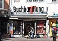 G-20 - Hamburg Schulterblatt verschonter Buchladen 01.jpg