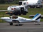 G-BVUV Europa (35193222460).jpg