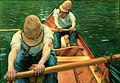 G.卡耶博特 - 赛艇赛艇YERRES。,JPG格式