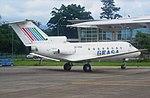 GEASA Yakovlev Yak-40 at Malabo Airport.jpeg