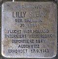 GE Stolperstein - Lilly Stein, Buerer Str. 8.jpg