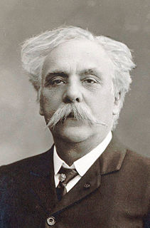 Gabriel Fauré French composer, organist, pianist and teacher