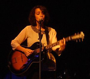 Gaby Moreno - Gaby Moreno in Reutlingen, Germany (June 2012)