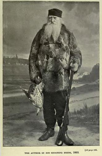 Heinrich Gätke - Image: Gaetke Shooting