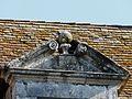 Gageac-et-Rouillac château Gageac lucarne fronton.jpg