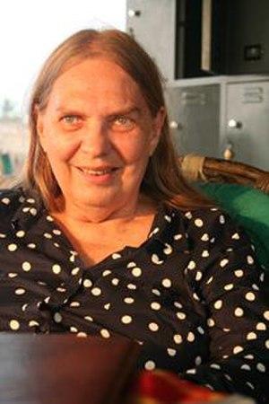 Gail Omvedt - Image: Gail Omvedt, India
