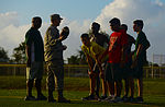 Game changer, Airman gives back, grows as mentor to high school football team 150608-F-CH060-060.jpg