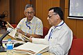 Ganga Singh Rautela and Pramod Kumar Jain - Opening Session - VMPME Workshop - Science City - Kolkata 2015-07-15 8478.JPG