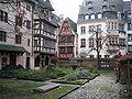 Garden of Musée de l'Oeuvre Notre-Dame, Strasbourg.jpg