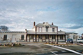 Gare de Dives-Cabourg railway station