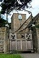 Gate, St Oswald's Parish Church - geograph.org.uk - 1426408.jpg