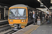 Gatwick Airport railway station - Wikipedia