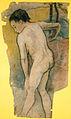 Gauguin - Badende Bretonin- 1887.jpg