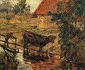 Gauguin 1885 L'Abreuvoir II.jpg