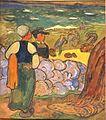 Gauguin 1889 Ramasseuses de varech I.jpg
