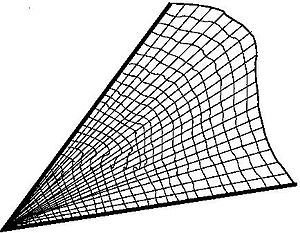 Differential geometry of surfaces - Contour lines tracking the motion of points on a fixed curve moving along geodesics towards a basepoint