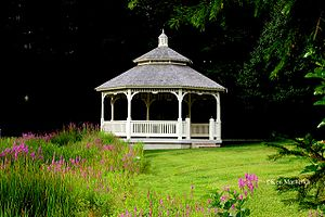 Boonton, New Jersey - Gazebo in Grace Lord Park