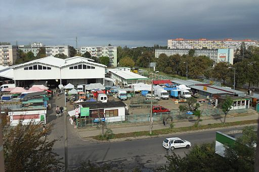 Gdańsk Przymorze ? rynek