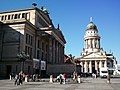 Gendarmenmarkt, Berlin, Germany - panoramio.jpg