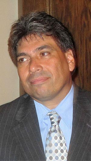 Raul G. Salinas - Salinas opponent Gene Belmares (2010)