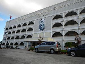 University of Perpetual Help System JONELTA - GMA Campus - Main campus at GMA