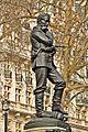 General Charles George Gordon statue, Embankment, London (2).JPG