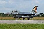 General Dynamics F-16AM J-002 (9170952280).jpg