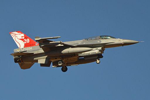 General Dynamics F-16D '96-034' (13915295114)